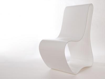 Chaise EXTRUS-I - Design contemporain pour particulier
