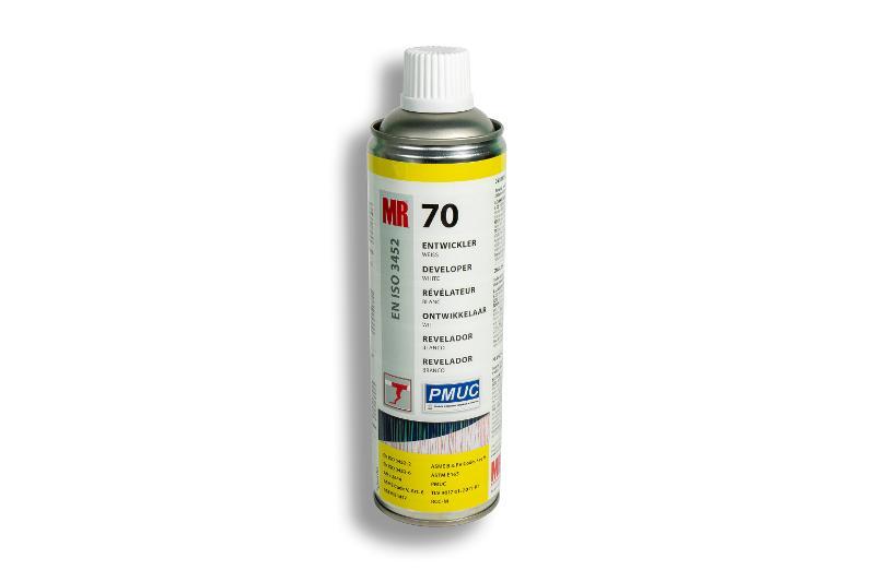 MR 70 D Entwickler weiß   500 ml Spray - MR-70D-05