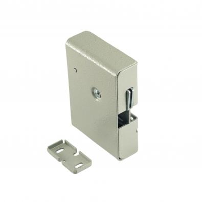 Promix-sm308 Electromechanical Lock With Pusher And Door Position Sensor - Electromechanical locks