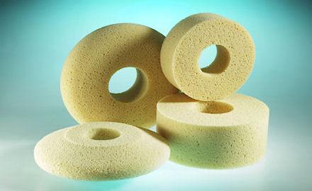 Special sponges