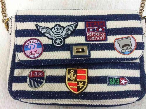 pochette - Embroidery patch