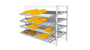 Carton Flow - Préparation des commandes avec Carton Flow