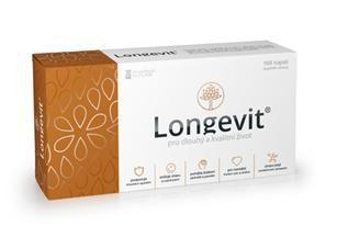 Longevit® - Food supplement - 168 capsules | 84 capsules