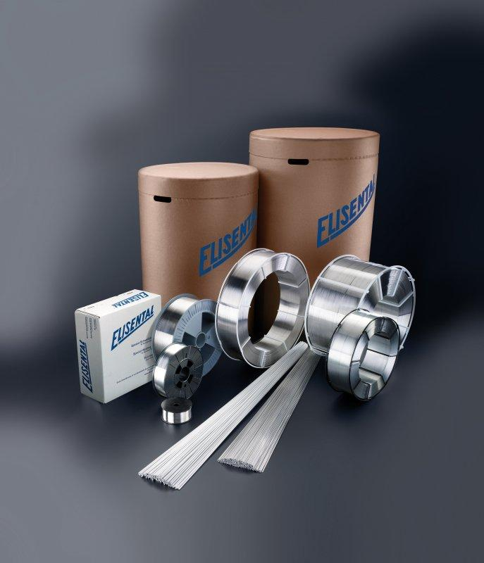Alambre de soldadura de aluminio S Al 5087 - AlMg4,5MnZr - Alambre de soldadura de aluminio S Al 5087 - AlMg4,5MnZr DIN EN ISO 18273