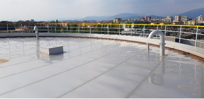 Lipp® Roofs And Covers - Different solutions for covering liquid, solid or gaseous media