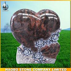 Superior Craftsmanship Aurora Granite Best Price Headstone For Sale