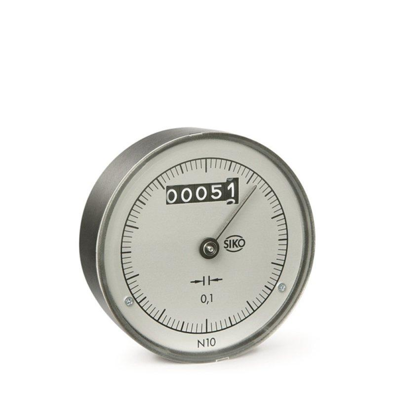 Indicatore di posizione analogico SZ80/1 - Indicatore di posizione analogico SZ80/1 , Con contatore digitale aggiuntivo