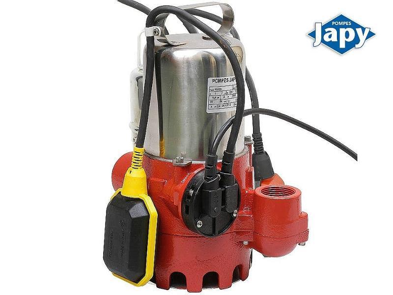 Pompe submersible avec roue vortex - PSV30 - null