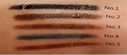 Cosmetics - eyebrow