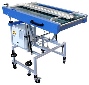Transfer table - ULT 550