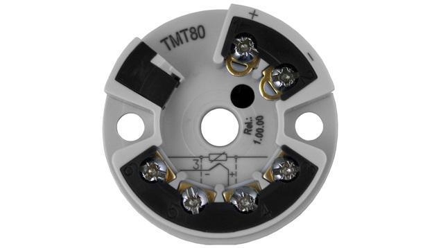 Temperature mesure Thermometres Transmetteurs - transmetteur temperature economique TMT80