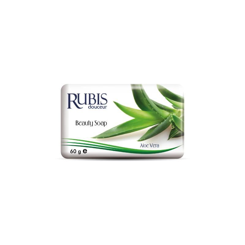 Rubis – 60 Gr Paper Wraped Soap - Paper Wrapped Soap