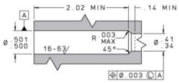 High Pressure 500 Flosert - null