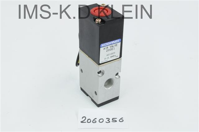 Magnetventil 200E1-2-21 - S-2060356