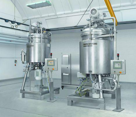 Vacuum processing units - UNIMIX SRA (100 l to 10,000 l)