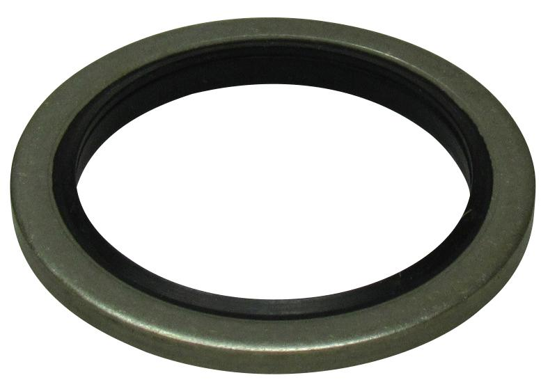U-seal-ring 48,44X58,60X3,2 stainless st - Stainless steel