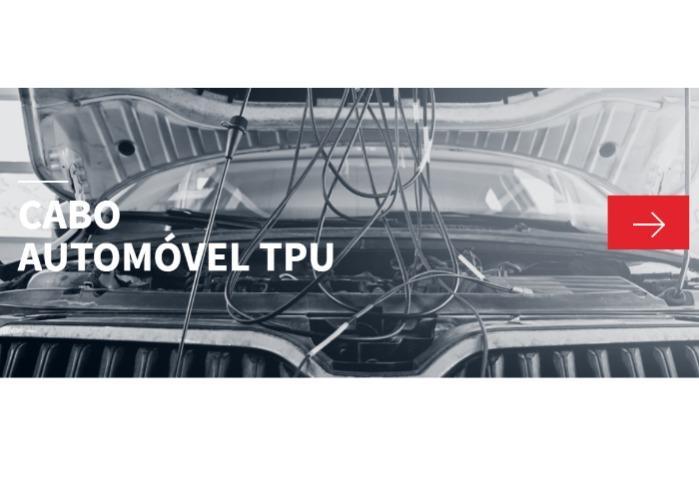 CABO AUTOMÓVEL TPU - Lacoflex