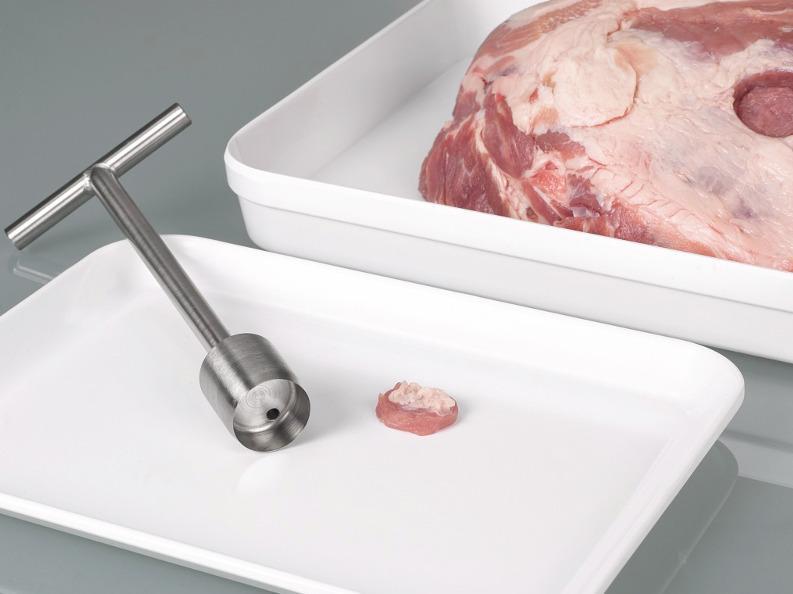 BeefSteaker - Préleveur de viande