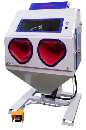 Cabine de sablage ajustable - Idéale pour les ateliers multi-opérateurs