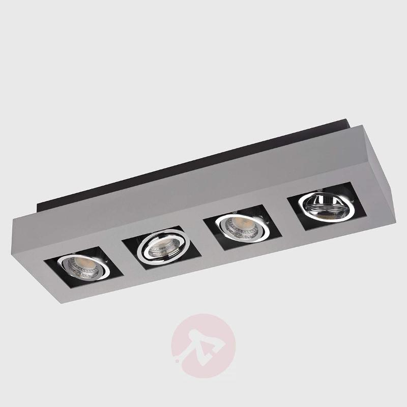 4-bulb Vince LED ceiling light - Ceiling Lights