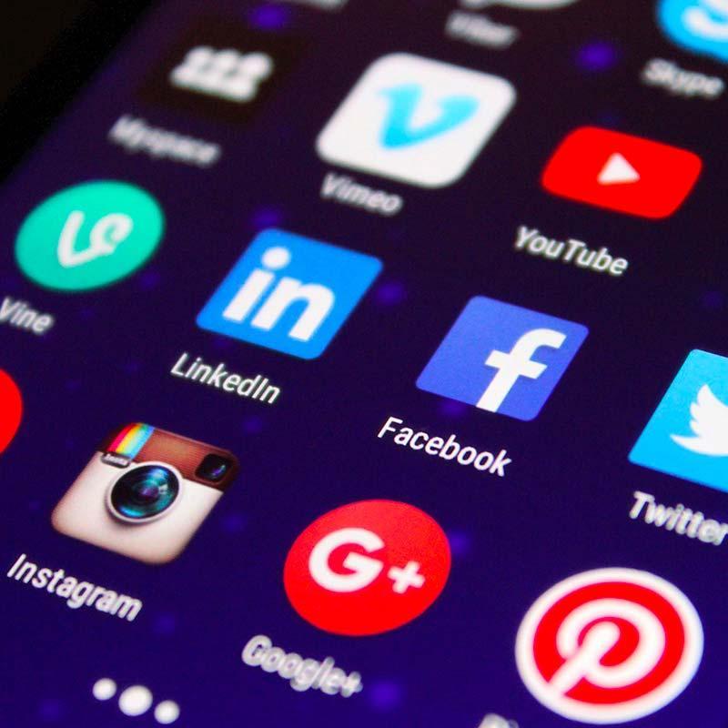 Communication sur les réseaux sociaux - Un accompagnement sur tous les réseaux sociaux !