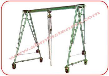 Mobile Gantry Crane - Gantry Crane Electrical