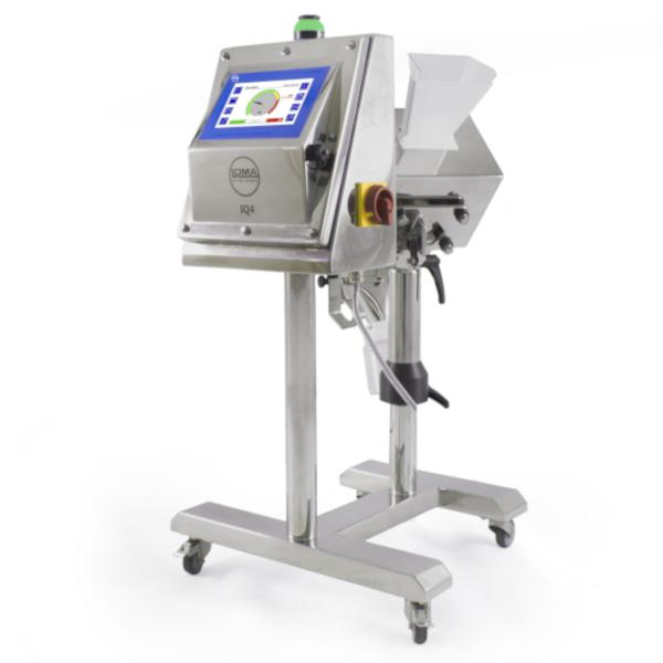 Sistema Metal Detector Farmaceutico Loma Iq4 Lock-ph - null