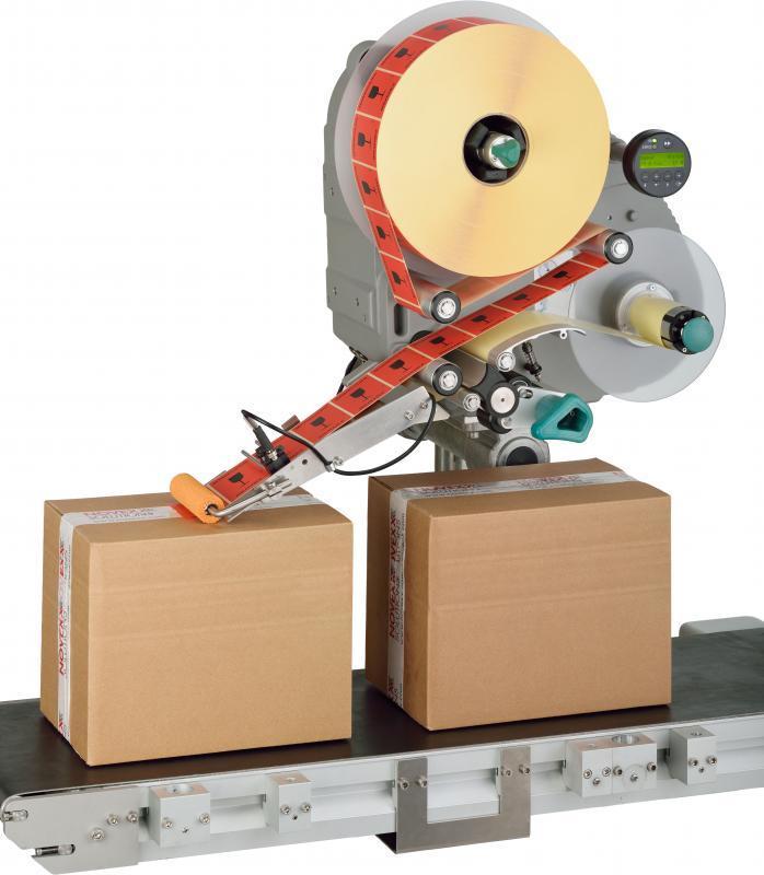 Etikettiermaschinen ALS 104/204/206/209 - Etikettiermaschine / Etikettierer / Hochleistung / Etikettiergerät
