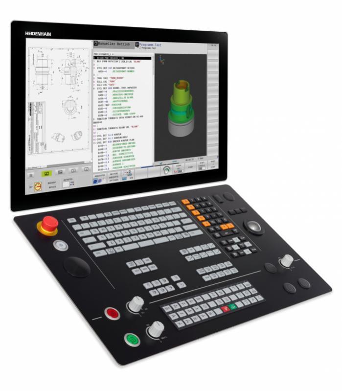 CNC control - TNC 640 - CNC control - TNC 640