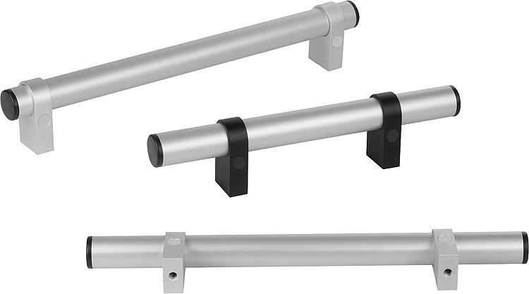 Poignée tubulaire réglable - Poignées de manutention, poignées tubulaires et poignées alcôve