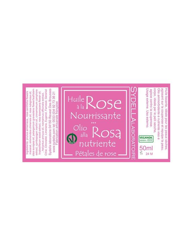 Lotion À La Rose - LOTIONS VISAGE