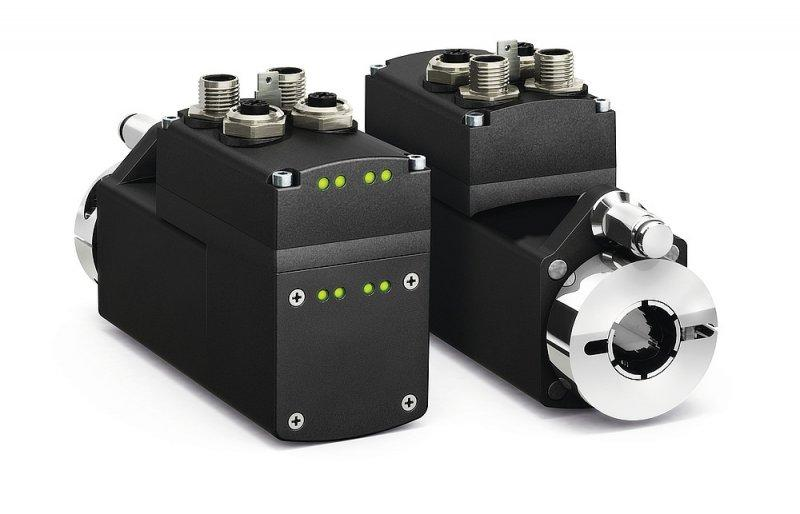 定位驱动器 AG26 现场总线/工业以太网 - 定位驱动器 AG26 现场总线/工业以太网, 工业以太网