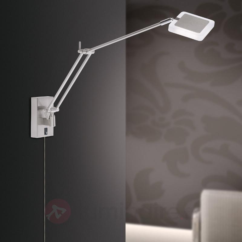 Applique LED RVB télécommandable Vidal - null