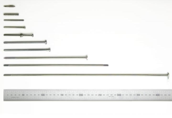 Forming for Long Parts - Primary Processes