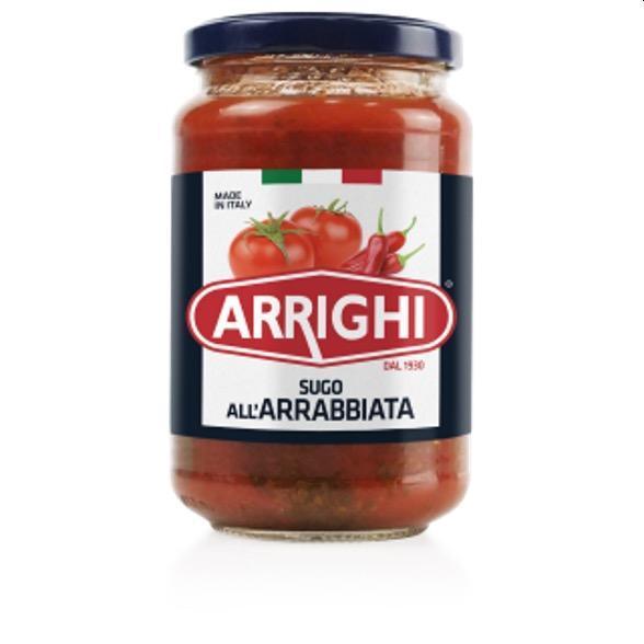 Arrabbiata Sauce - null