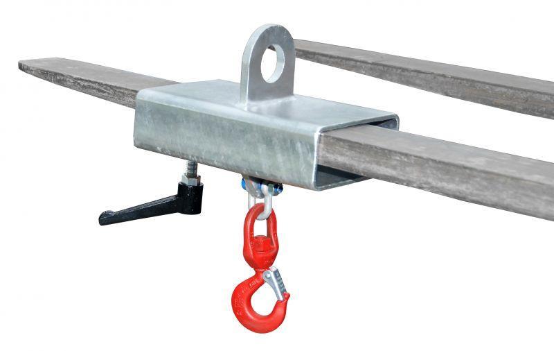 Lasthaken Typ LH - Sichere Aufnahme und Transport von schweren Lasten