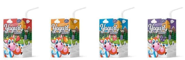 YOGUR LÍQUIDO - Yogur líquido de larga duración