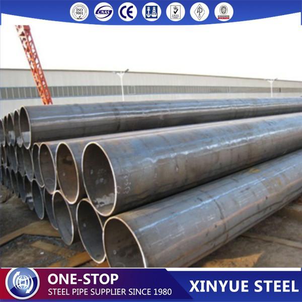 steel Pipe for irrigation sewage dredging works