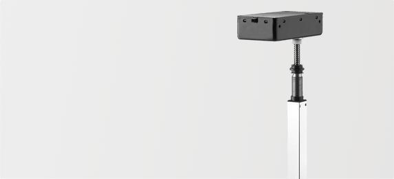 Vérins électriques - Vérin Intégrable DB6