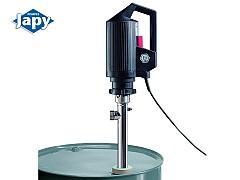 Pompes électriques vide-fûts - F-INOX1000-700EX