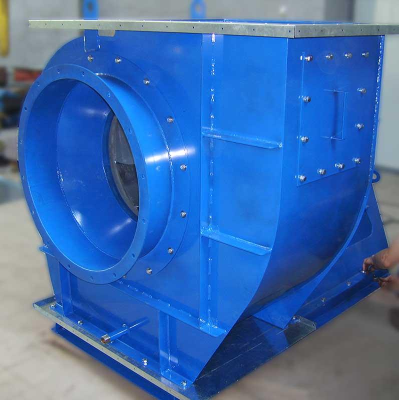 Industrielle ventilationskanaler -