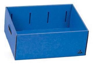 Verpackungen aus Pappe/Karton - ESD-Box aus Wellpappe