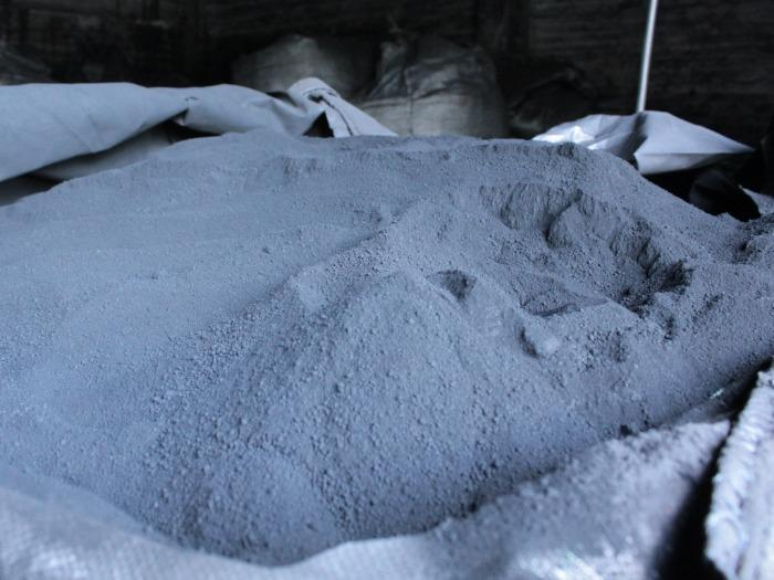 Carburizer for foundry cast iron and steel  (C+SiC) - Coke trifle  silica carbon material