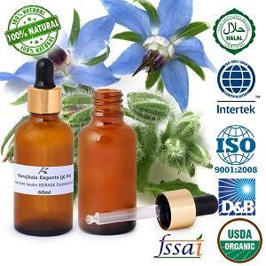 Ancient healer BORAGE OIL 60 ml - BORAGE OIL BORAGE essential oil