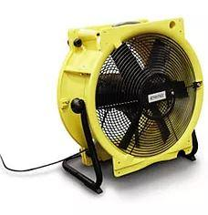 Ventilateur-extracteur longue durée de vie à trois vitesses - Location Machine - TTV 4500 -