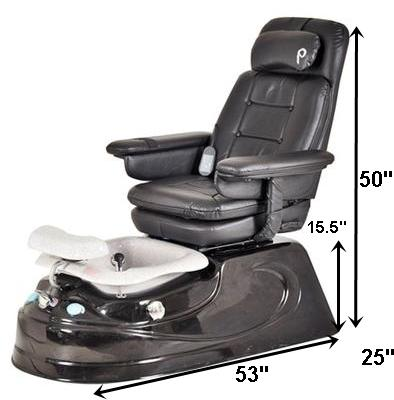 Granito Spa Pedicure Chair - null