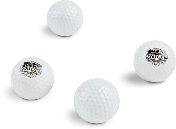 Golf topları