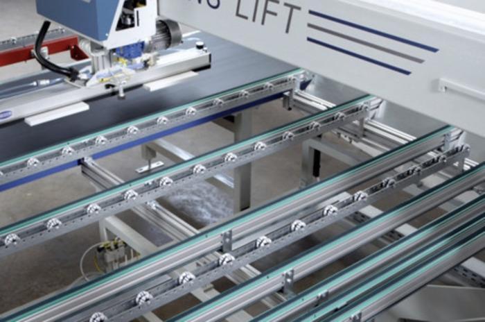 TransLift Rückfördern mit System -