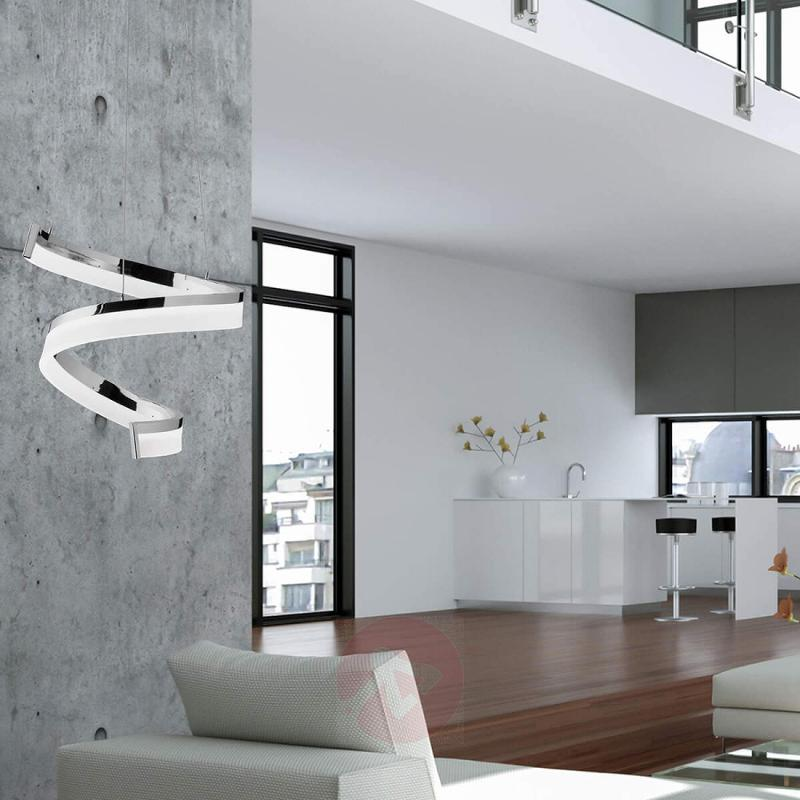 Dimmable Fare LED pendant light - indoor-lighting