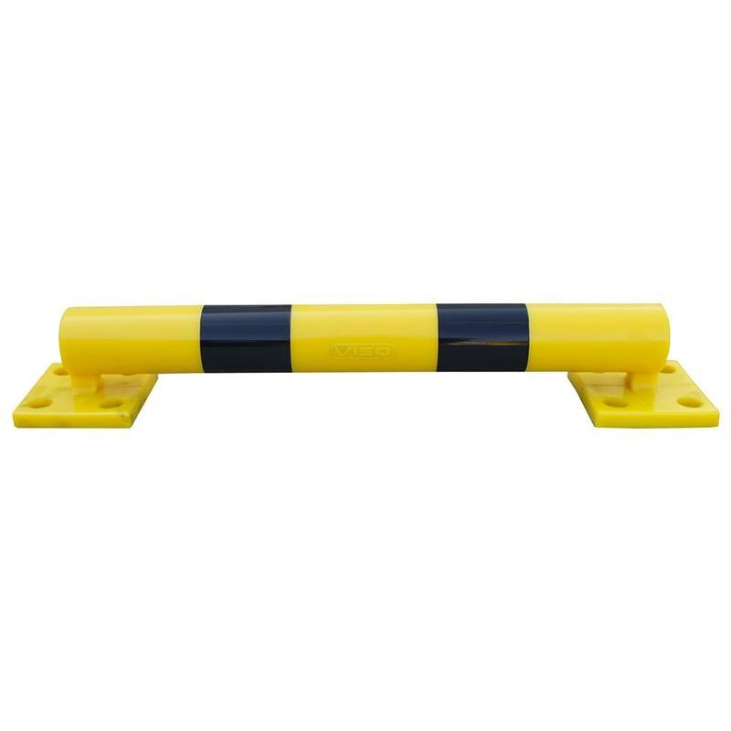 Butoir de protection flexible - Fixation sur platines - Aménagement parking